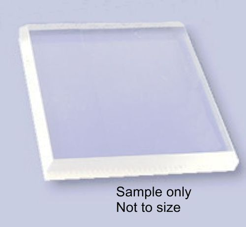 Acrylic Blocks For Rubber Stamps And Unmounted Stamps