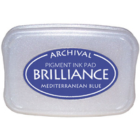 Brilliance Mediterranean Blue