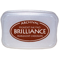Brilliance Pearlescent Chocolate