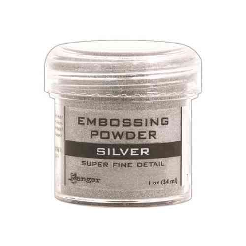 Ranger Superfine Embossing Powder - Silver