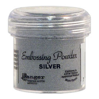 Ranger Embossing Powder Silver