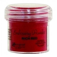 Ranger Embossing Powder Red