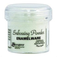 Ranger Embossing Powder Enamelware