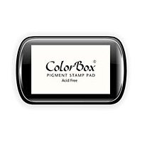 ColorBox Frost White Inkpad