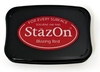 Stazon Blazing Red