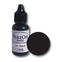 StazOn Refill Black