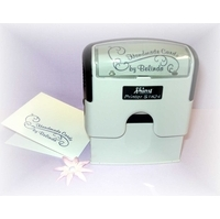 Personalised Stamp - Graphic Large Self-Inking