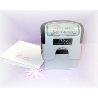 Personalised Stamp - Rectangle Small Self-Inking