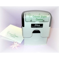 Personalised Stamp - Rectangle Large Self-Inking