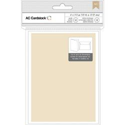 Kraft Cards & Envelopes, 12 Pack